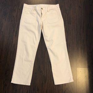 Gap 1969 jeans cropped denim size 30